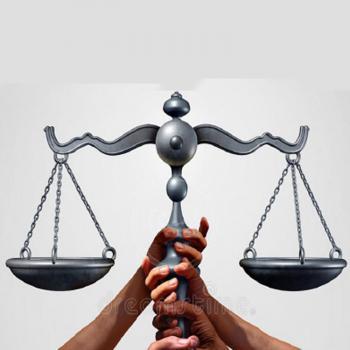 عدالت، گمشده بشریت