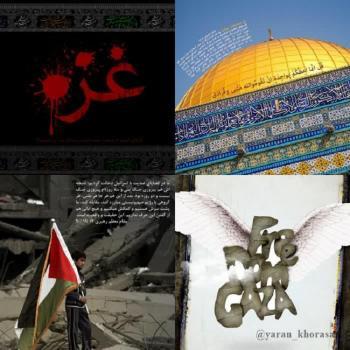 مجموعه پوستر با موضوع فلسطین و روز قدس